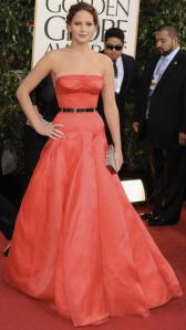 #10 Jennifer Lawrence Christian Dior