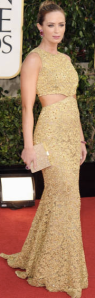 #3 Emily Blunt in Michael Kors