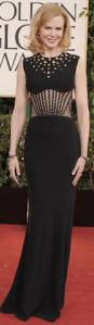 #5 Nicole Kidman in Alexander McQueen