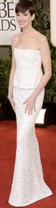 #6 Anne Hathaway Chanel 2009